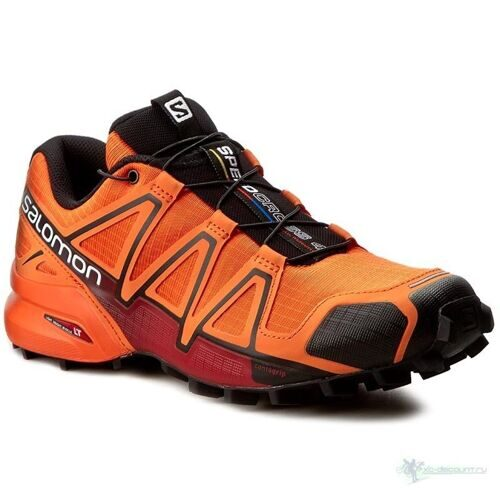 Кроссовки SALOMON Speedcross 4 Flame 392401