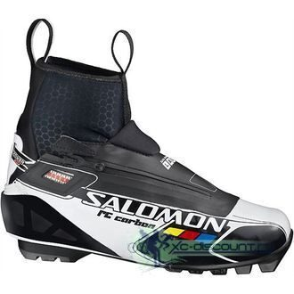 Лыжные ботинки SALOMON RC Carbon 354820