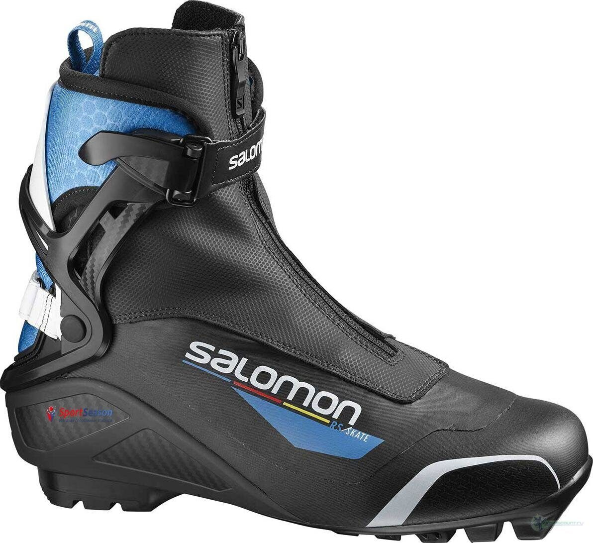 Лыжные ботинки SALOMON RS Carbon Prolink 405543 NNN